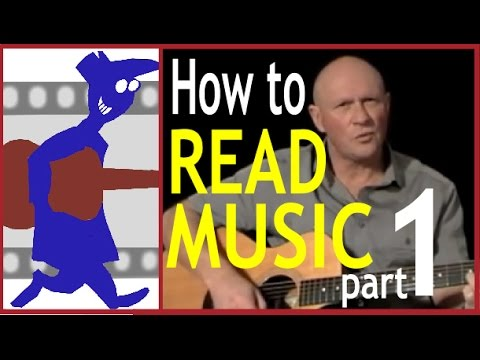 How To Read Music – Part 1