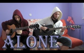 Alan Walker – Alone (acoustic Guitar Cover, Tabs)