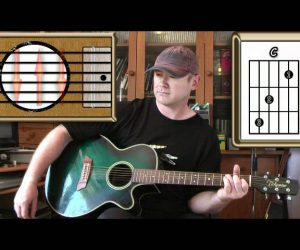 Don't Look Back In Anger – Oasis – Acoustic Guitar Lesson