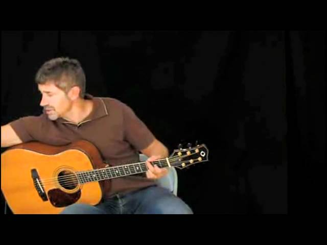 Basic Acoustic Guitar Lesson -Paul Baloche